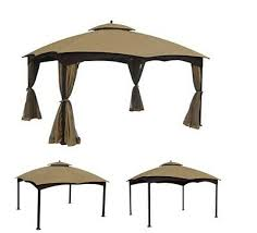 apex garden replacement canopy top for