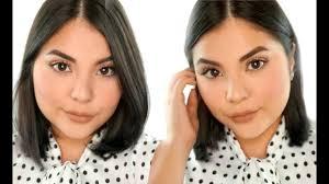 work office makeup tutorial clic