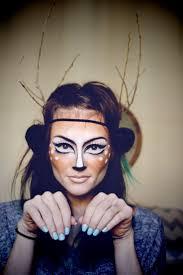 reindeer makeup tutorial