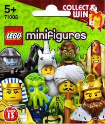 71008 Lego Minifigures Series 13 11 Fencer