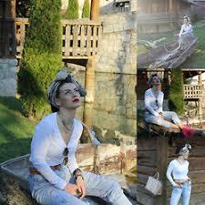 Iva C. - Jeffrey Campbell Boots, Zara Shirt - Boyfriend jeans   LOOKBOOK