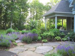 perennial garden and goshen