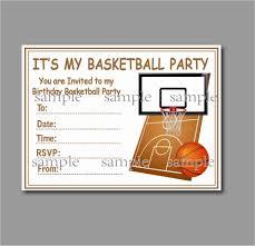 14 Unids Lote Invitaciones De Baloncesto Deportivas Para
