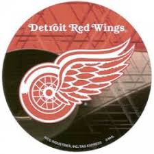 Detroit Red Wings Stickers Decals Bumper Stickers