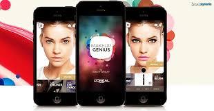 l oréal to launch makeup genius a