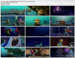 Morrie Wallpaper: Shark Tale 2004 BRRip 720p Dual Audio 350MB Mediafire
