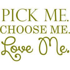 Vinyl Decal Greys Anatomy Wall Decor Pick Me Choose Me Love Me Bedroom Quote Decal Sticker 20 X16 Ga1 Walmart Com Walmart Com