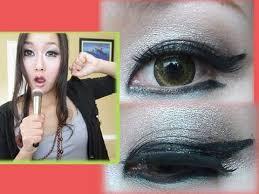 kpop 2ne1 sandara park inspired makeup