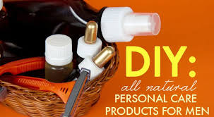 diy homemade all natural personal care