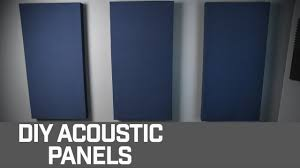 diy acoustic panels 11 steps with