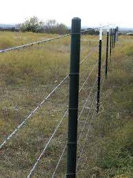 Get Wired Selection Of Fence Wire Is Important Land Livestock Post Theeagle Com