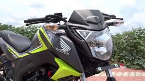 bikes dinos honda cb hornet 160r