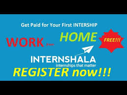 how to get an internship in hindi