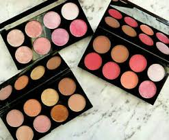 blush and contour palette blushers