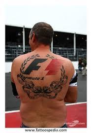 formula 1 tattoo ideas 2
