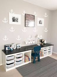 Nautical Wall Decal Anchor Decals Nautical Decor Vinyl Wall Etsy