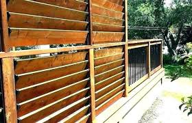 deck stair railings ideas railing
