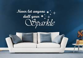 Wall Decals Quotes Vinyl Sticker Decal Quote Never Let Anyone Etsy