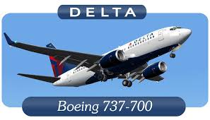 delta airlines boeing 737 700 for fsx