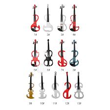 4 4 Violin Equipo Electrico Multi Color 286050 2020 109 99