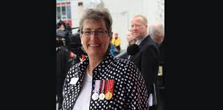 Halifax and Region military families bid fond farewell to Colleen Calvert -  Canadian Military Family Magazine