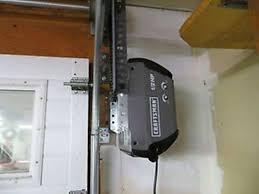 garage doorener side mount replacement