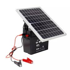 Solar Panel Battery Powered Electric Fence Energizer For Pasture Buy Pasture Fence Energizer Solar Panel Battery Energisers Power Bank Energizer Product On Alibaba Com