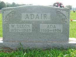 MARTIN ADAIR, ADA - Boone County, Arkansas   ADA MARTIN ADAIR ...