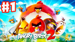 Angry Birds 2 - Gameplay Walkthrough Part 1 - Levels 1-15! 3 Stars ...
