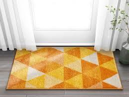 mystic alvin modern geometric orange