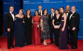 Walking the Red Carpet at Correspondents' Dinner (photos) - The ...