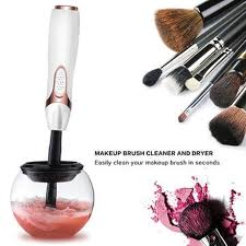 jual make up brush cleaner and dryer