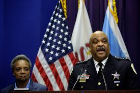 Chicago Police Superintendent Fired For Being 'Intentionally ...