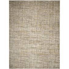 charis abstract gray yellow area rug
