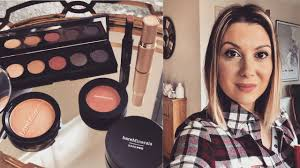 only bareminerals makeup tutorial new