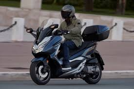 honda forza 300 scooter review the