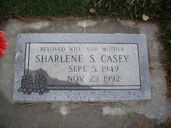 Sharlene Smith Casey (1949-1992) - Find A Grave Memorial