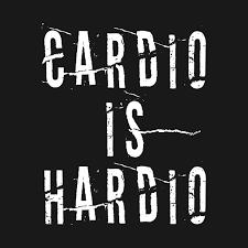 cardio workout gym es sayings art