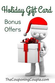 holiday gift card bonus offers 200