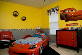 Pin By Jennifer Colwell On Kid Stuff Boy Room Bed Car Bedroom