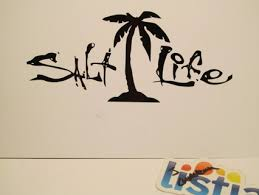 Free Salt Life Window Decal Accessories Listia Com Auctions For Free Stuff