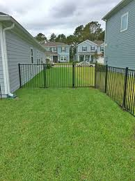 Black Metal Fence Jacksonville Featured Installation North Florida Fence Company