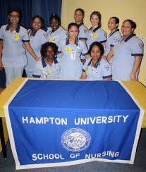The Student Connection :: HU Participates in YOLO Health Fair at Phoebus  High School