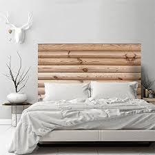 Amazon Com Amazing Wall Bedroom Headboard Wallpaper Wall Sticker Decor Self Adhesive Decal Home Art Mural Decoration Home Kitchen