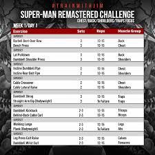 super man remastered challenge