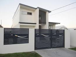 Pictures Of Gates By Smart Installations House Fence Design Modern Front Gate Design House Gate Design