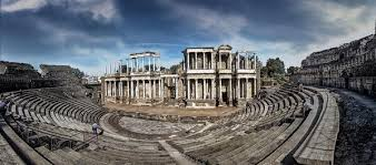 "Paisajes Increíbles در توییتر ""Teatro romano de #Mérida es un ..."