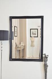 art deco mirror bathroom