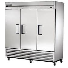 true t 72f reach in commercial freezer