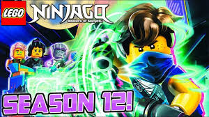 Ninjago: Season 12 Poster Revealed! ⚡ - YouTube